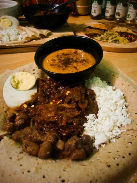 11 best images about Eritrean and Ethiopian Food on ...