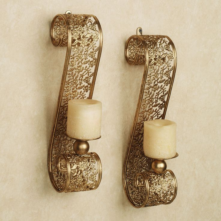Best Candle Wall Sconces