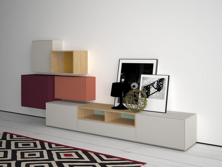 TV & Media Furniture LAUKI - Treku
