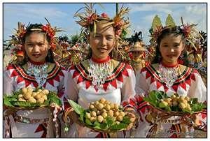 Lanzones Festival - Camiguin Island, Philippines