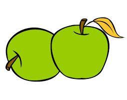 Die besten 25 Dibujos de manzanas Ideen auf Pinterest  Apfel