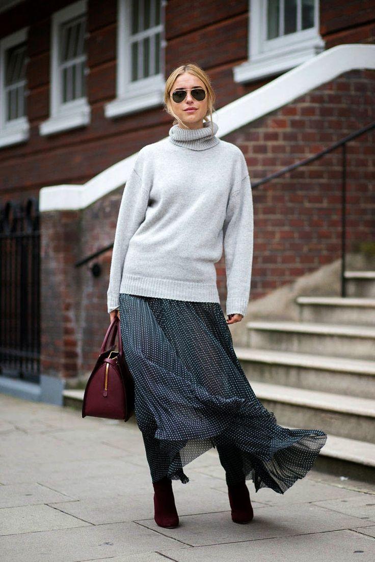 Cum văd eu moda: Un pulover e bun la toate