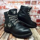 Timberland Mens Roll Top Boots Black size 6.5 Waterproof Leather EU 40 Wide Fit  Price 33.72 USD 34 Bids. End Time: 2017-03-28 22:16:11 PDT
