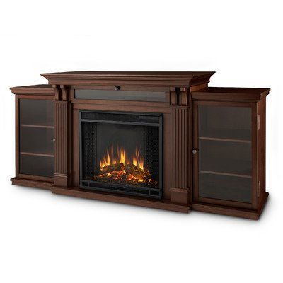 Best electric fireplace reviews - Real Flame 7720E Calie Entertainment Unit with Electric Fireplace