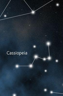 Cassiopeia | planetariet.dk