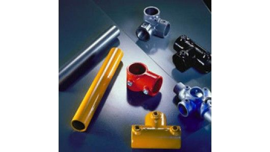 Powder Coating - Fitting/Components - Simplified Building, Kee Klamp, Railings, Connectors and Structural Solutions,