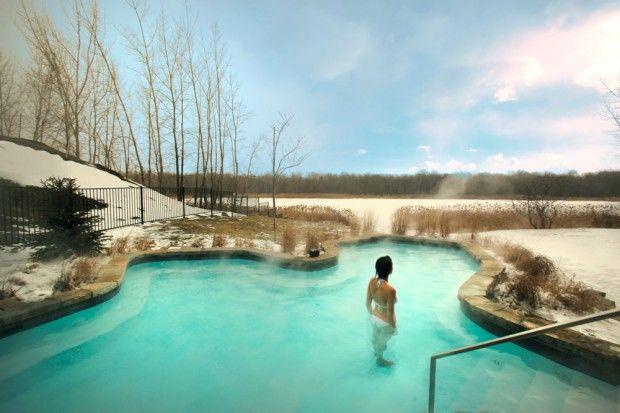 Strom spa nordique offrir la d tente en cadeau de derni re minute spa vacation spa en - Salon nordique ...