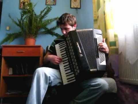 Awersome accordion skills :P