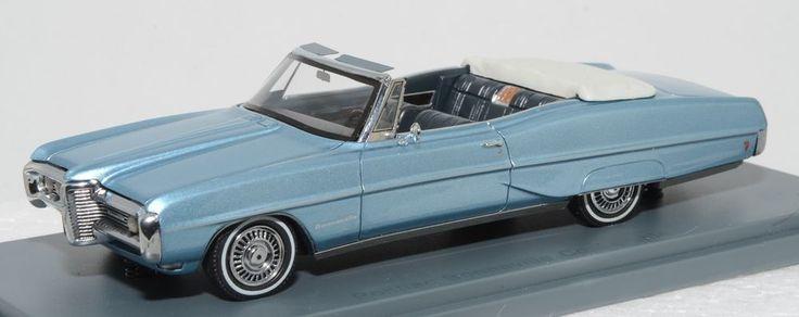 1971 Pontiac Bonneville Convertible 1 - Neo Scale Models Pontiac Bonneville Open Convertible Lt Blue Nib Neoscalemodels Pontiac Boys And Their Toys Pinterest Models - 1971 Pontiac Bonneville Convertible 1