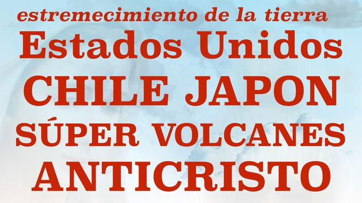 MSJ NSJesús Ene 10 2016 Chile Super Volcanes Etna Japón Estados Unidos A...  https://www.youtube.com/watch?v=nKm8OHFj38M&feature=em-uploademail