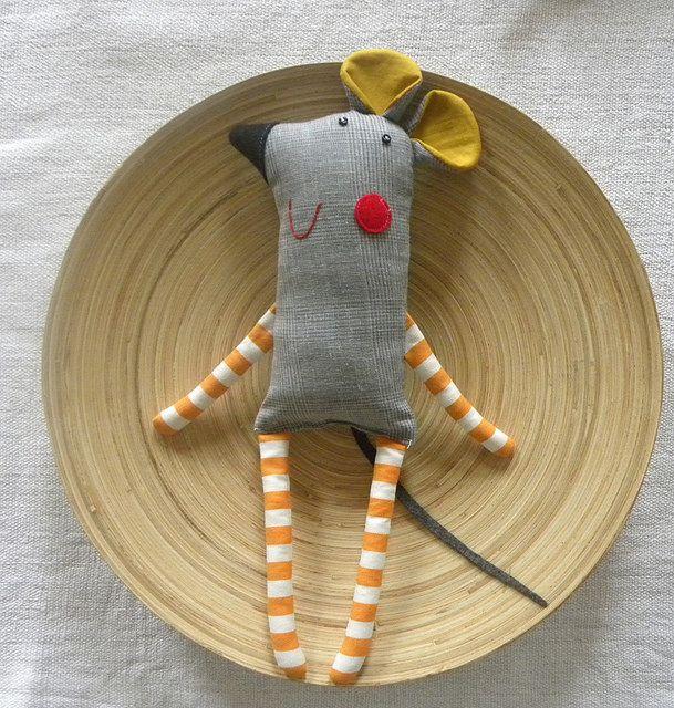 Grey Mish by krakracraft, via Flickr