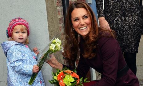 Kate Middleton, detalles sobre el embarazo de la Duquesa de Cambridge | Portada | hola.com