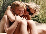 Prince Harry on 'total kid' Diana | Daily Mail Online
