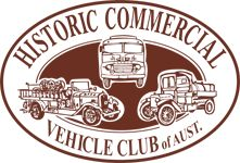 Link to home page of the Historic Commercial Vehicle Club of Australia