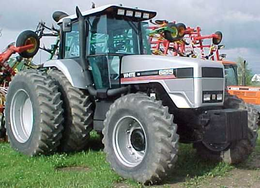 White Tractor Rims : Best images about tractors made in coldwater oh on