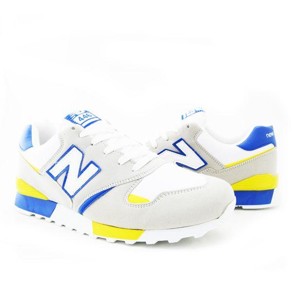 New Balance 446 Beyaz Sarı | BAYAN AYAKKABI | Spor | New balance kadın ayakkabıları - En uygun fiyata | Nelazimsa.net