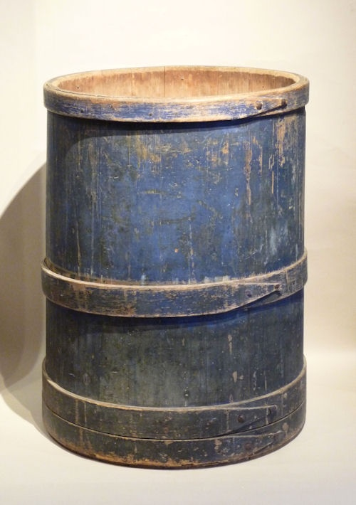 Early Blue Barrel