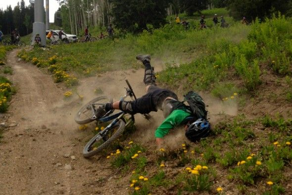 9 Tips for Recovering from a Bike Wreck: It's Mostly Mental | Singletracks Mountain Bike Blog