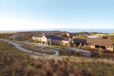 The Farm at Cape Kidnappers - Napier, North Island, New Zealand - Luxury Hotel Vacation from Classic Vacations