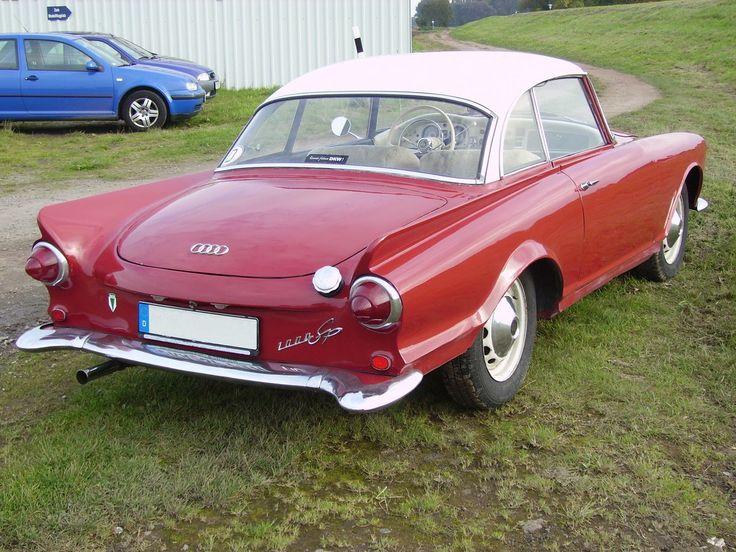 1962 Auto Union Sp 1000
