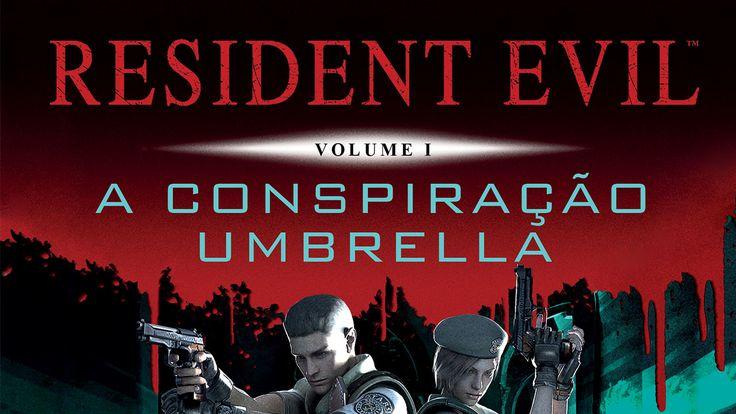 Resenha do livro Resident Evil