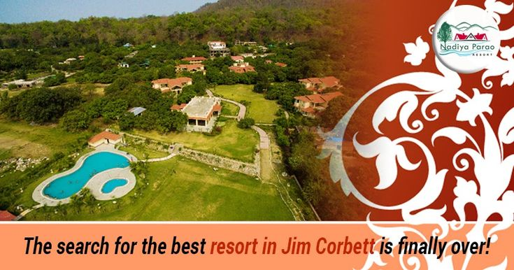 Come to Jim Corbett National Park for enjoying a fun filled vacation that is accompanied by thrills, mesmerising beauty of nature and the freshness of air that we normally do not get in our daily city life. http://bit.ly/2j9p0Ue #4starresortsinjimcorbett #besthotelinjimcorbettnationalpark #besthotelinjimcorbett #4starresortsinjimcorbett