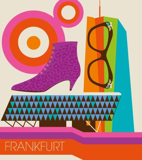 107 best bo lundberg illustrations images on pinterest for Graphic design frankfurt