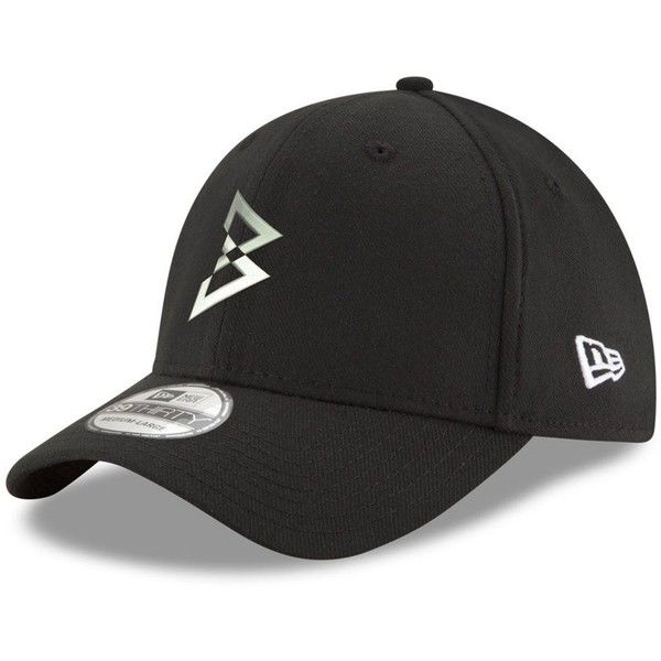 New Era Oakland Raiders Beast Mode 39THIRTY Cap (€25) ❤ liked on Polyvore featuring accessories, hats, nfl fitted hats, fitted hats, fitted caps hats, nfl logo cap and new era hats