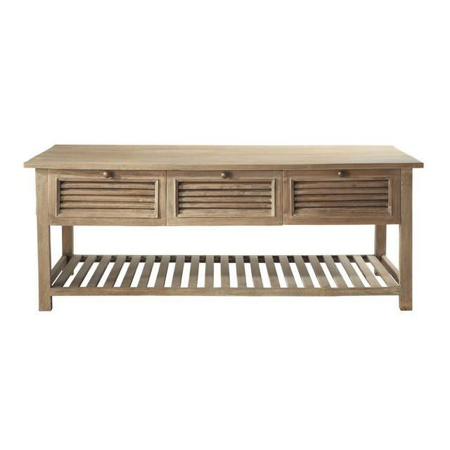 table maison du monde long island perfect vintage desk in white blush with table maison du. Black Bedroom Furniture Sets. Home Design Ideas