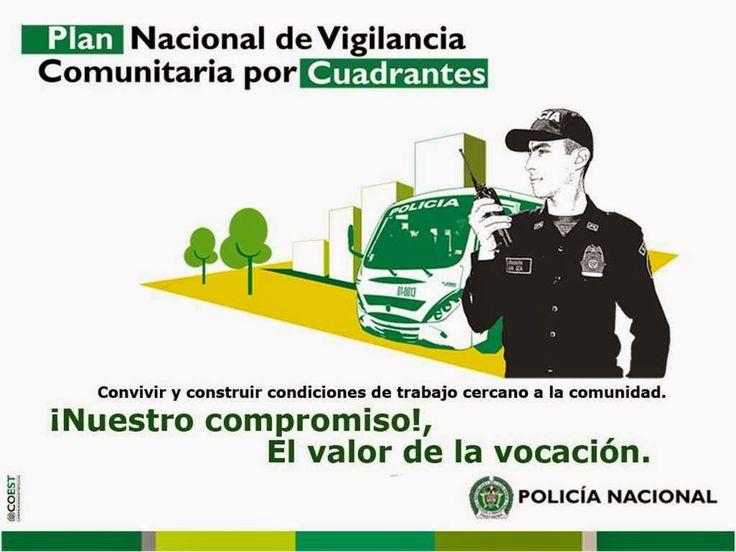 Policía Nacional cambió telefonos de Cuadrantes en Riohacha