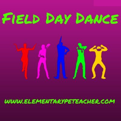 Learn a fun and exciting Field Day Dance - step by step that you can teach to your students!!