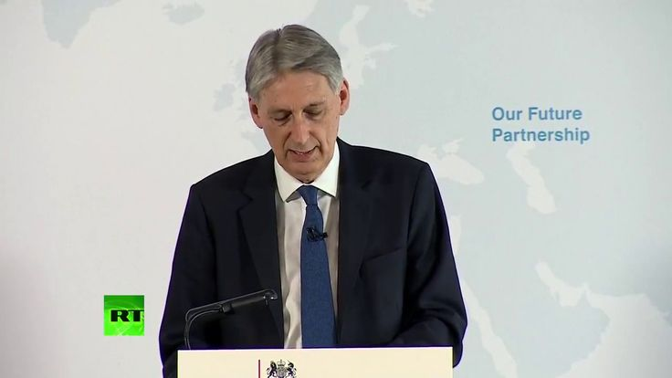 LIVE: Philip Hammond delivers speech on Brexit  LIVE: Chancellor Philip Hammond delivers speech on Brexit and the future financial services relationship with the EU.  Like what you see? Please sub...