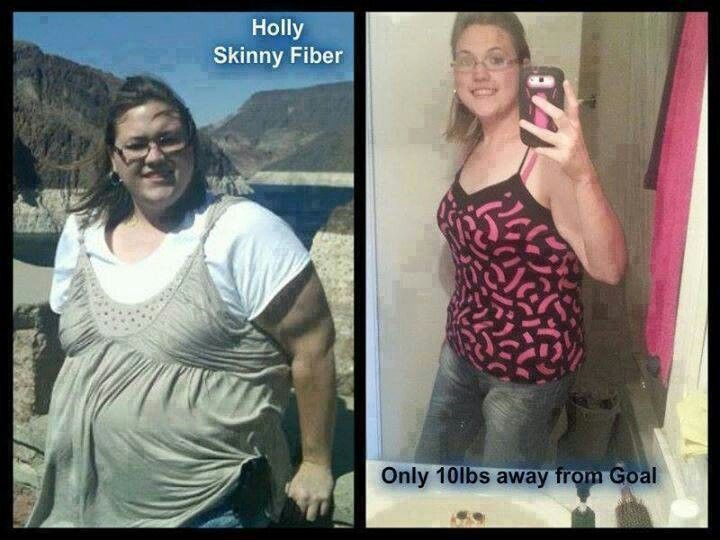 """Wow !!! Holly just looks fabulous!  Yes, Here's Holly's story, in a wheelchair, and has been in one since she was 18...    """"Hello my name is Holly I have been on Skinny Fiber about 9 months now which is not normal for me I had tried other (diets) like 7 of them and never lasted, but with skinny fiber it is different, and I have went from 291lbs to 179 lbs i have lost 112 lbs and many inches and still going strong and you should know I am in a wheelchair and I have been since I was 18..and I…"""