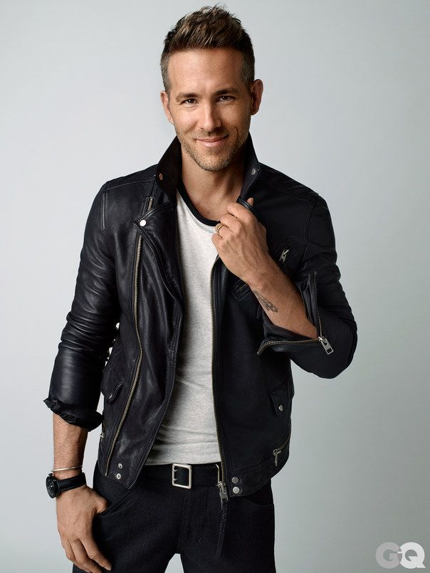 Photos: Ryan Reynolds Shows Us How to Be the Most Stylish Dad on the Block