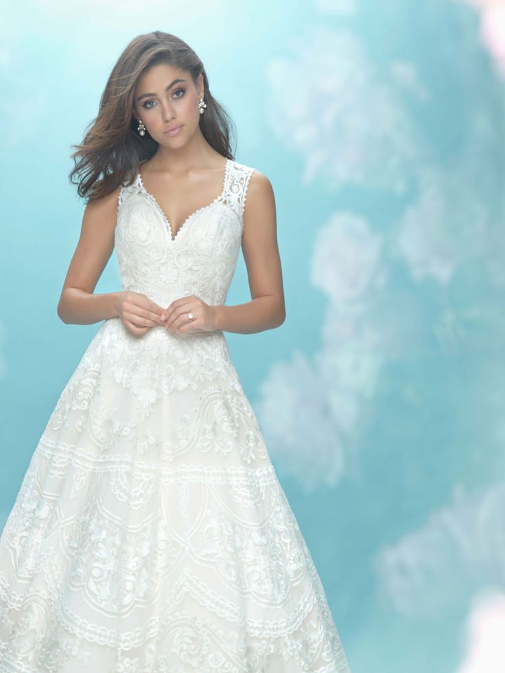 278 best Allure Bridals Dresses at Romashka Bridal images on ...