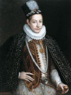 Portrait of Charles Emmanuel I, Duke of Savoy (1562-1630) Date1580