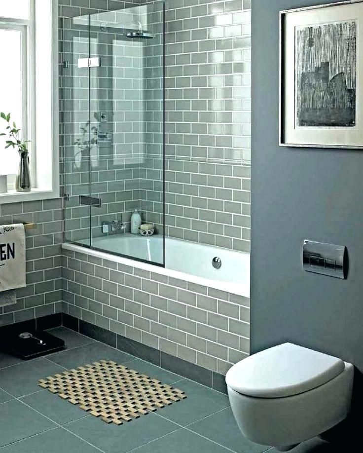 31 Amazing Small Bathroom Tub Shower Remodeling Ideas In 2020