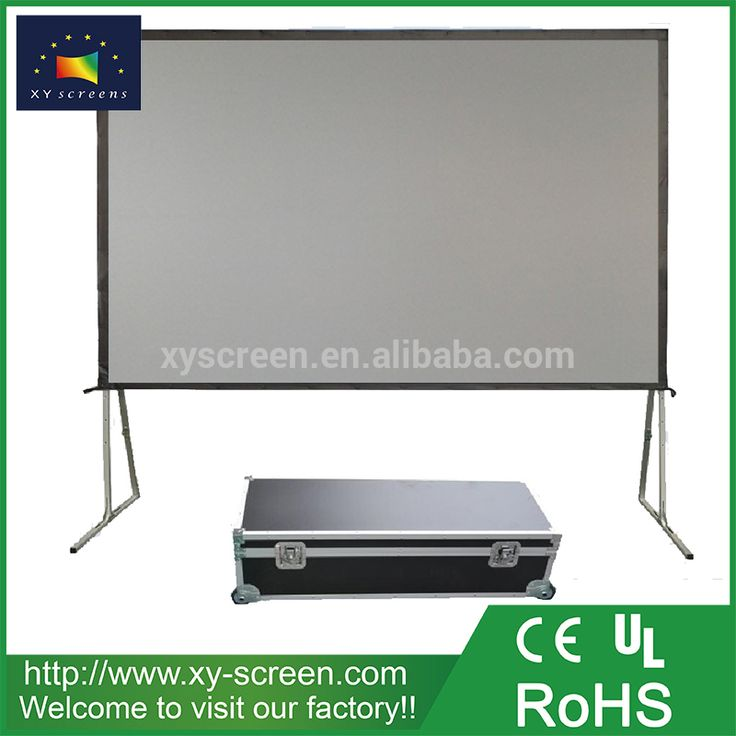 rear projection screen Projector screens can be quite large often times the shipping costs can be as high if not higher than the cost of the screen itself other factors can play into shipping charges such as residential vs commercial delivery and loading dock access will add to the expense of the shipment.