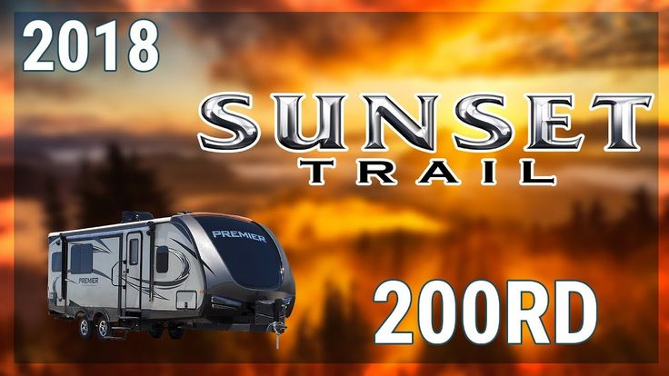 2018 CrossRoads Sunset Trail Super Lite 200RD Travel Trailer RV For Sale TerryTown RV Superstore Check out 2018 Sunset Trail Super Lite 200RD now at http://ift.tt/2fP8h8q or call TerryTown RV today at 616-426-6407!  Luxury collides with lightweight towing in this 2018 Sunset Trail Super Lite 200RD now available from TerryTown RV Superstore!  Measuring 24 feet 11 inches long this double-axle travel trailer features LED lights on the front cap and tinted windows. On the ground the radial tires…