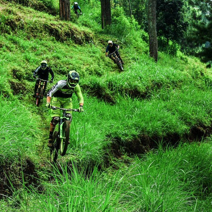 Exploring Java, Indonesia with Matej Charvat - Video - Pinkbike