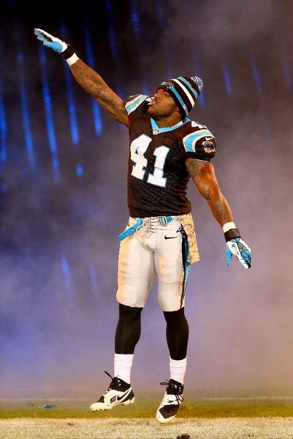Captain Munnerlyn - Carolina Panthers Team Photos - ESPN