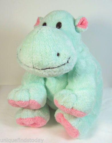 Hippopotamus Ty Beanie And Stuffed Animals On Pinterest