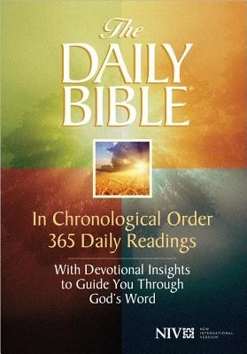 The popular Daily Bible: In Chronological Order 365 Readings includes devotional commentary that provides historical and spiritual insights, helping readers grasp the flow of revelation and apply it to their lives.