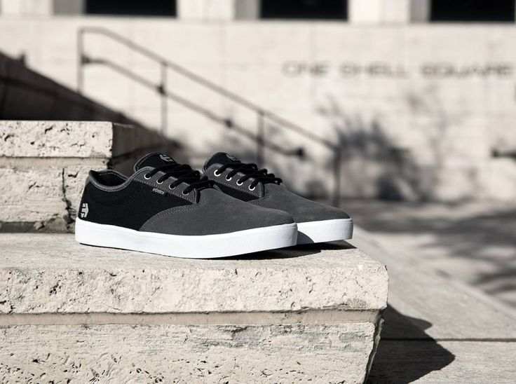 Etnies Shoes, Etnies Jameson SL Grey/Black