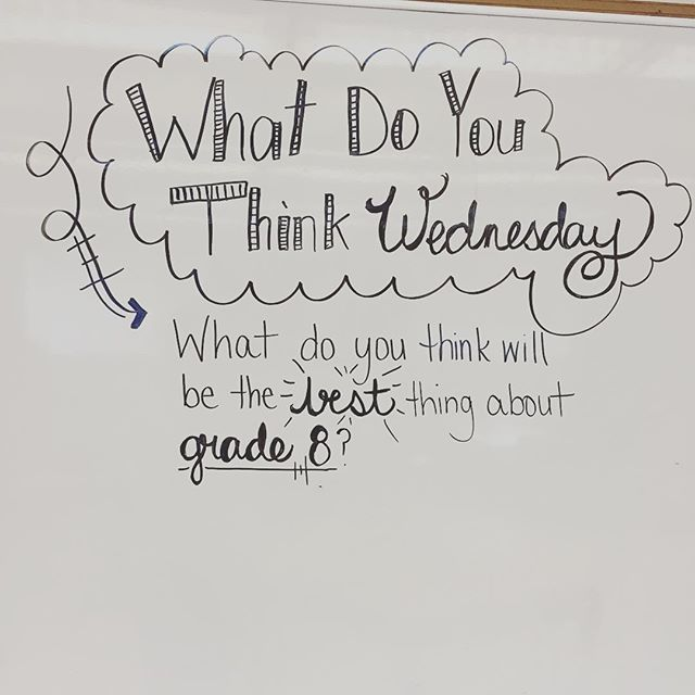 53 best Wednesday Whiteboard Messages images on Pinterest