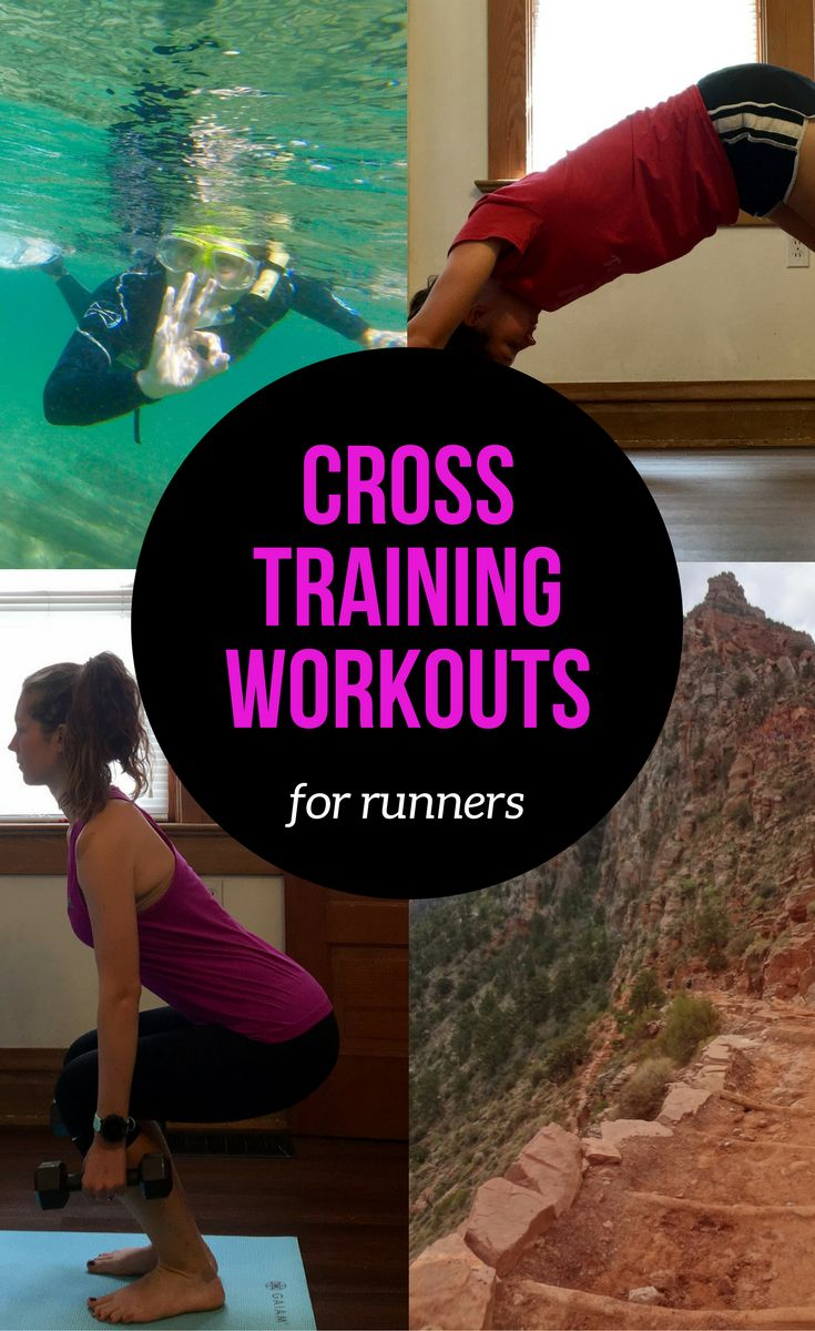 Cross Training Ideas for Runners | Workout Ideas | Staying Fit | Healthy Living