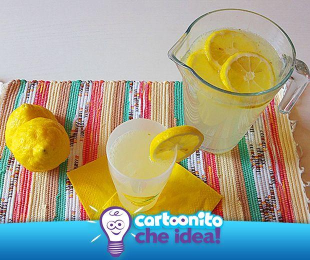 LIMONATA TIME!  #CartoonitoCheIdea #Cartoonito #kids #bambini #food #juice #frutta #healthy #sano