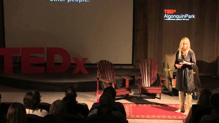 Algonquin Deficit Disorder - Terri LeRoux at TEDxAlgonquinPark