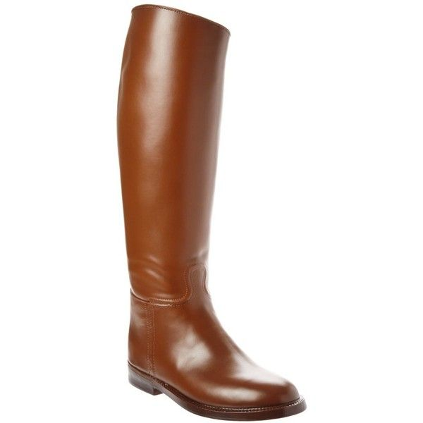 Aigle Aigle Ecuyer Xl Rain Boot (397997401) ($50) ❤ liked on Polyvore featuring shoes, boots, brown, wellies rubber boots, aigle boots, brown shoes, brown boots and wellington boots