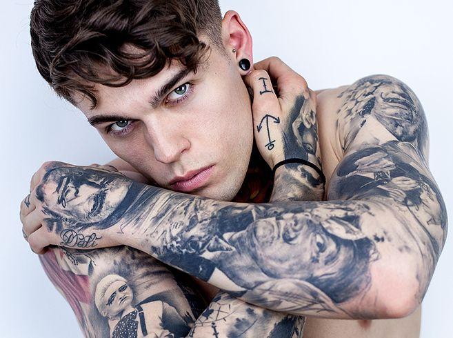 Lana Del Rey Tattoo Guy Name